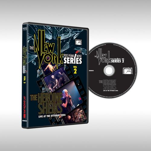 The New York Post-Punk/Noise Series VOL 2 - HEROINE SHEIKS