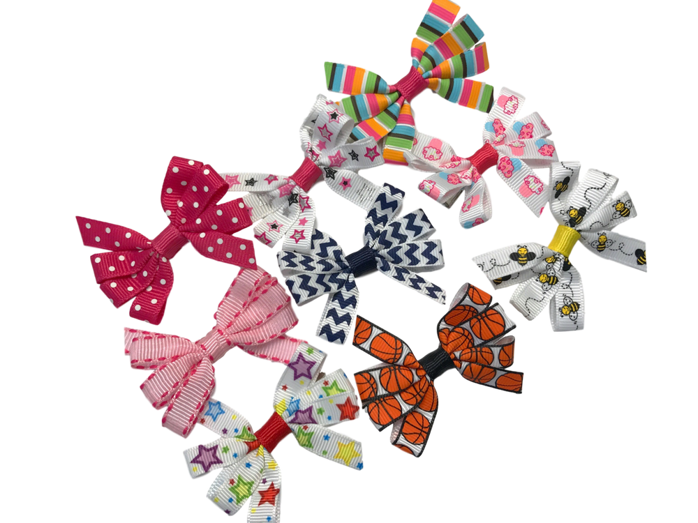 Infant Clip - Patterns