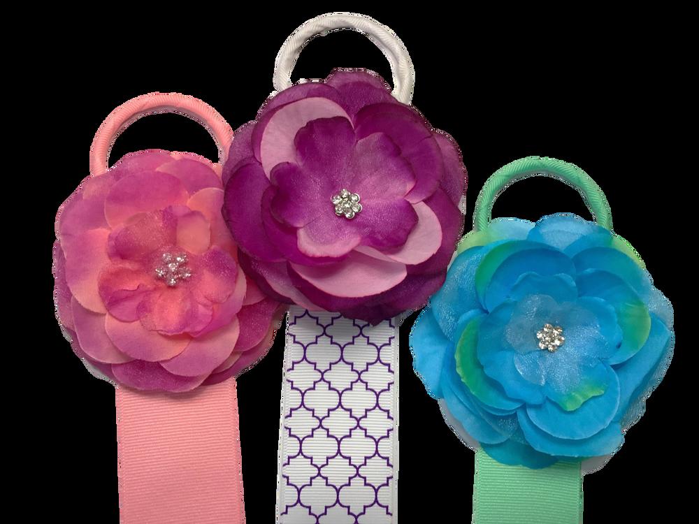 Flower Bow Holders