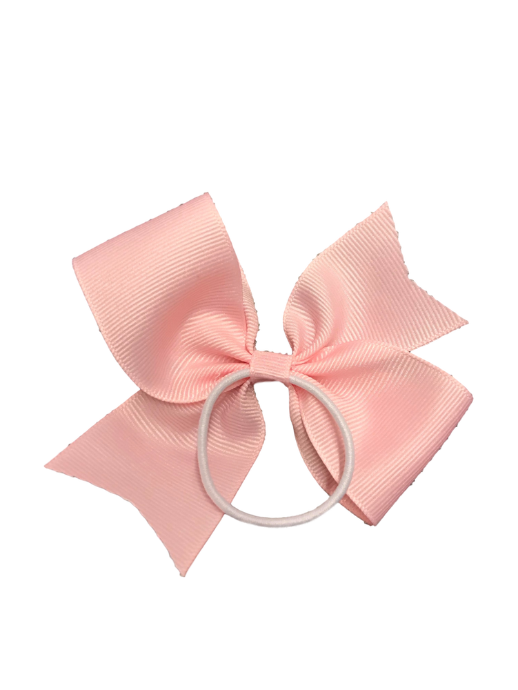 Large Band Bow - Back