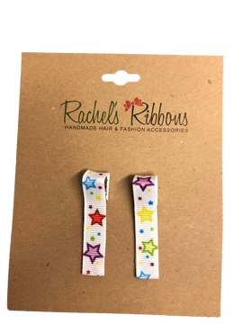 Ribbon Slides - Double Carded