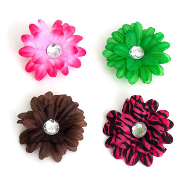 Daisy Flower Clip - small