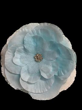 Precious Petal Flower on Alligator Clip