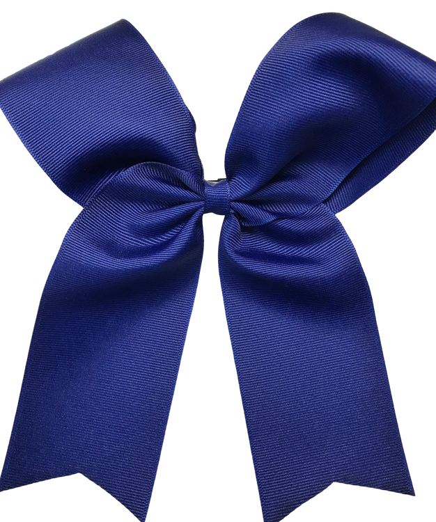 Extra Large Single Layer Cheerleader Bow
