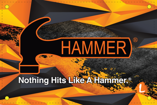 Hammer Dye Sublimated Banner Style 0242