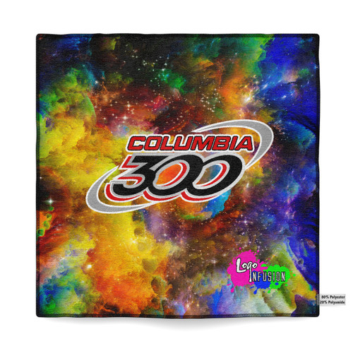 Columbia 300 Colors Sublimated Towel