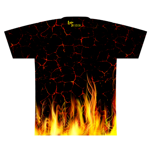 AMF Fire Dye Sublimated Jersey