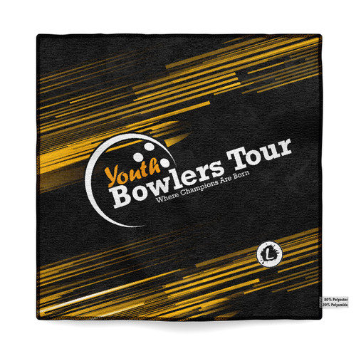 Youth Bowlers Tour - YBT - Microfiber Towel - YBT003
