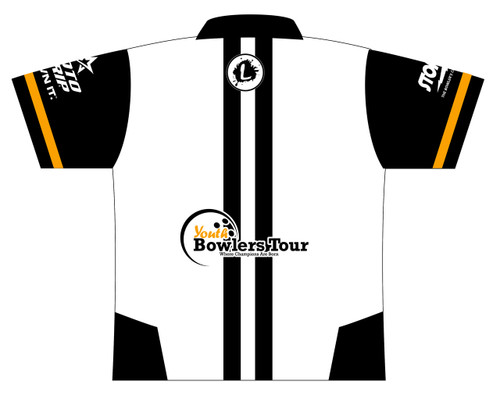 Youth Bowlers Tour - YBT - Dye Sublimated Jersey - YBT002