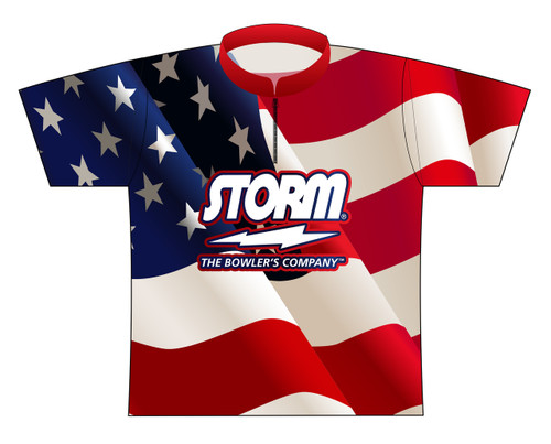 Storm EXPRESS Dye Sublimated Jersey Style 0225