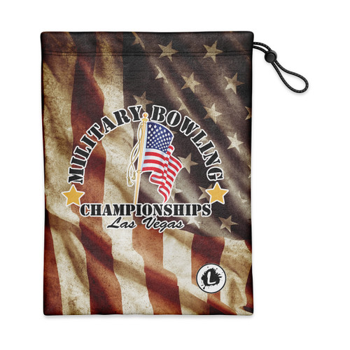 Military Bowling Championships Shoe Bag - MBC18_07SB