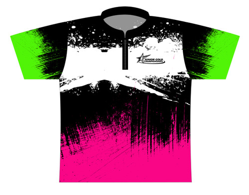Junior Gold Dallas 2018 - Official Dye Sublimated Jersey - JG18_032