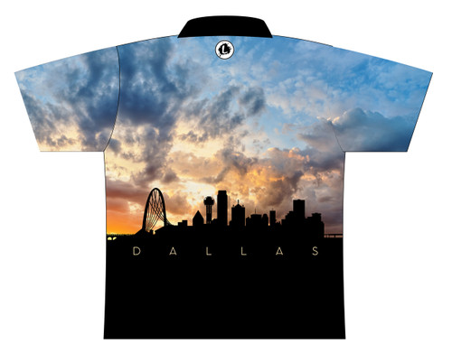 Junior Gold Dallas 2018 - Official Dye Sublimated Jersey - JG18_039