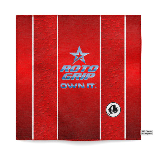 Roto Grip Dye Sublimated Microfiber Towel - 0244RGMT