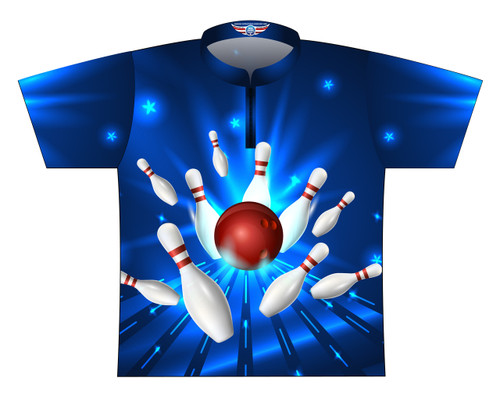 Dye Sublimated Jersey Style 0254