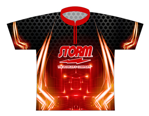 Storm  EXPRESS Dye Sublimated Jersey Style 0247