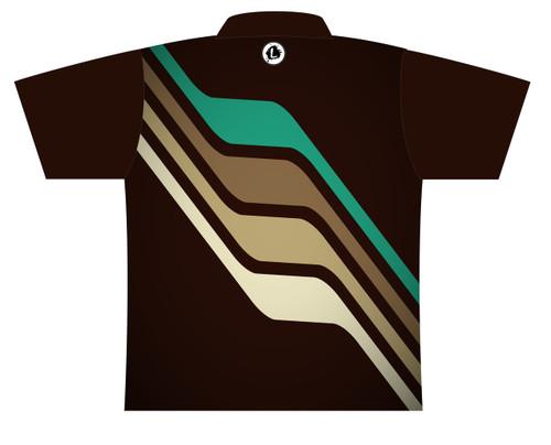 Ebonite Dye Sublimated Jersey Style 0328