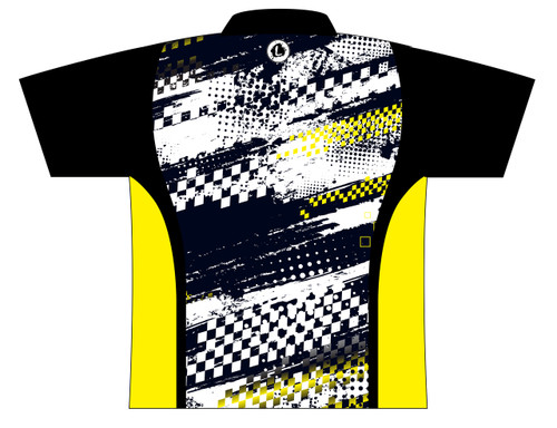 Track Dye Sublimated Jersey Style 0346