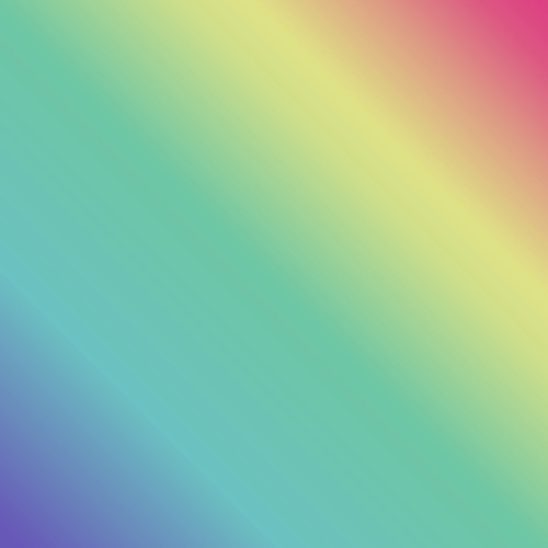 "Rainbow Pattern Paper 12"" x 12"""