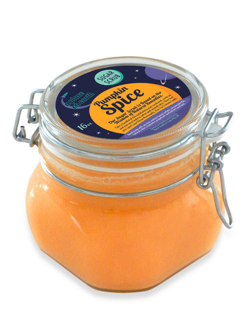 Pumpkin Spice Sugar Scrub 16oz