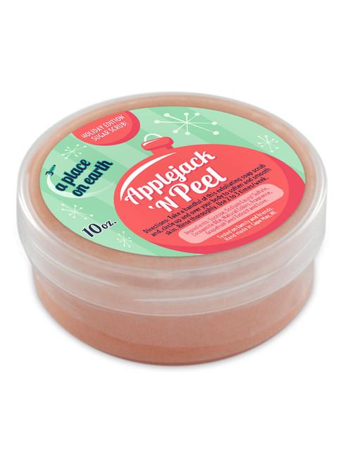 Sugar Scrub Apple Jack & Peel 10oz