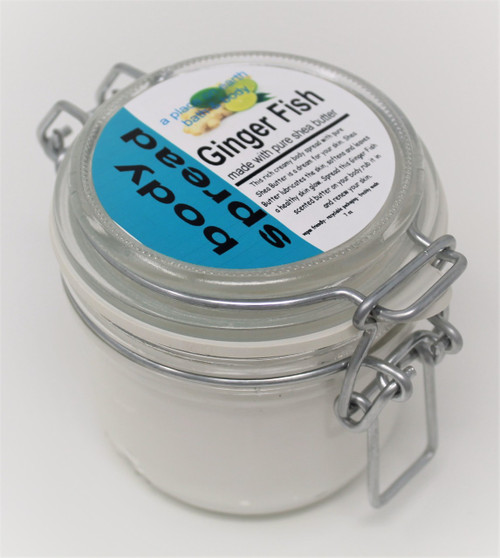 Body Butter Ginger Fish