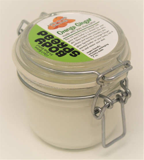 Body Butter Orange Ginger