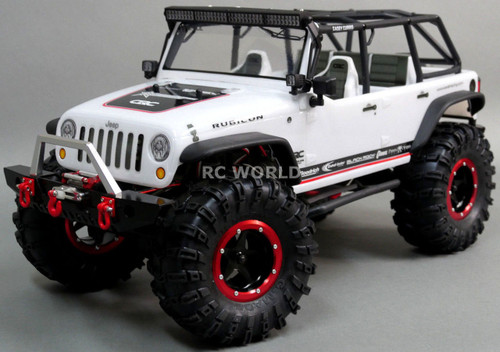 Axial SCX10 METAL  FRONT + Rear BUMPERS Bull Nose + Rear Bumper Carrier Set