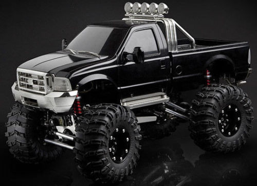 Tamiya Highlift FORD F-350 MONSTER TRUCK CONVERSION JunFac LIFT KIT