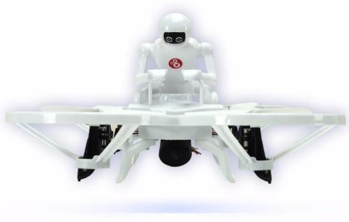 RC Quadcopter  Drone Robot Pilot SPEEDER BIKE W/ Stabilization Gyro 2.4GHZ