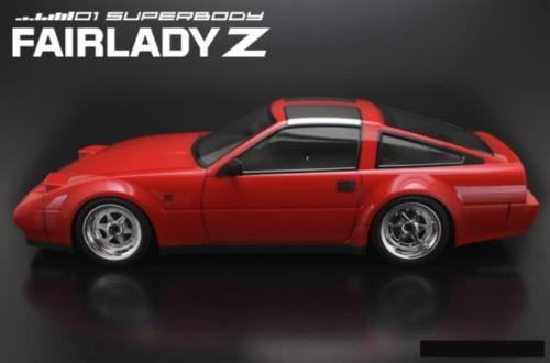 1/10 RC Car Body Shell NISSAN FAIRLADY Z 300ZX TURBO 190 mm w/ Light Buckets