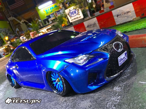 1/10 RC Car Body Shell LEXUS RC F Performance DRIFT BODY