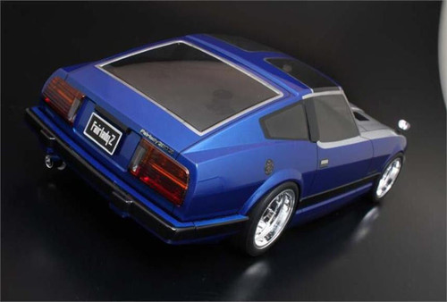 1/10 RC Car Body NISSAN Datsun 280Z 240Z Turbo 190mm Body Shell w/ Light Bucket