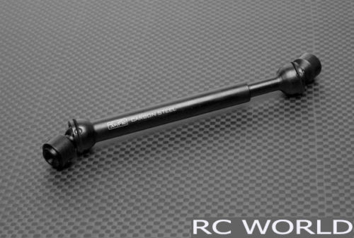 120MM-155MM METAL DRIVE SHAFT ROCK CRAWLER - Hardened CARBON STEEL DRIVE SHAFT