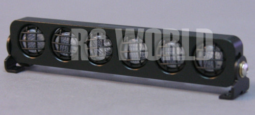Brand New RC Scale Accessories All Metal LIGHT BAR WITH L.E.D LED LIGHTS