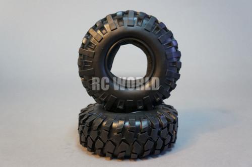 RC 1/10 Scale Truck TIRES WHEELS 1.9 ROCK CRAWLER TRUCK Wheels 110mm Diameter