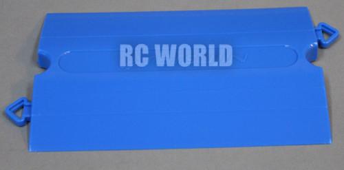 Rc Car, Truck, Short Course RACE Drift TRACK Parts STRAIGHT Blue Tetsujin Kerbs