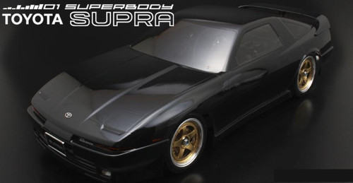 1/10 RC Car Body Shell TOYOTA SUPRA TURBO Clear 190mm Touring Body Shell