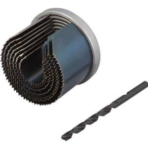 Hole Saw Shredder Kit