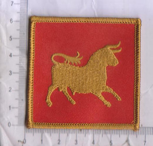 Caesar's Legion patch