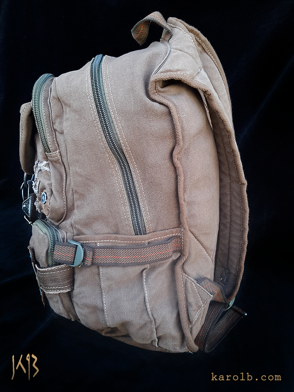 Atomic Slug Backpack - Legion Edition Fallout 4