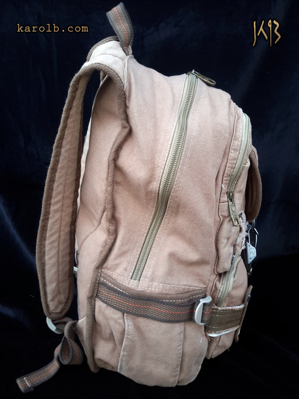 Atomic Slug Backpack - Legion Edition Fallout 4