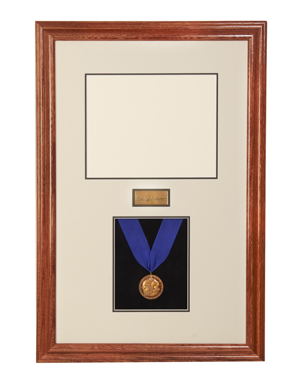 Schreyer Honors College Medal Diploma Frame - The Penn State Elms ...