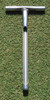 Turf-Tec Pocket Tubular Soil Sampler - Stainless Steel 1/2 Inch diameter X 8 1/2 Inches Tall