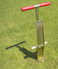 12 Inch Deep Mascaro Profile Sampler - Re inserting sample into the ground after visual inspection leaves no damage