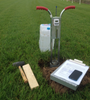 Turf-Tec Infiltrometer - In use