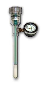 "Turf-Tec Model R Irrometer - Tensionometer - Please choose size 6"", 12"", 24"" or 36"" Inch Depth"