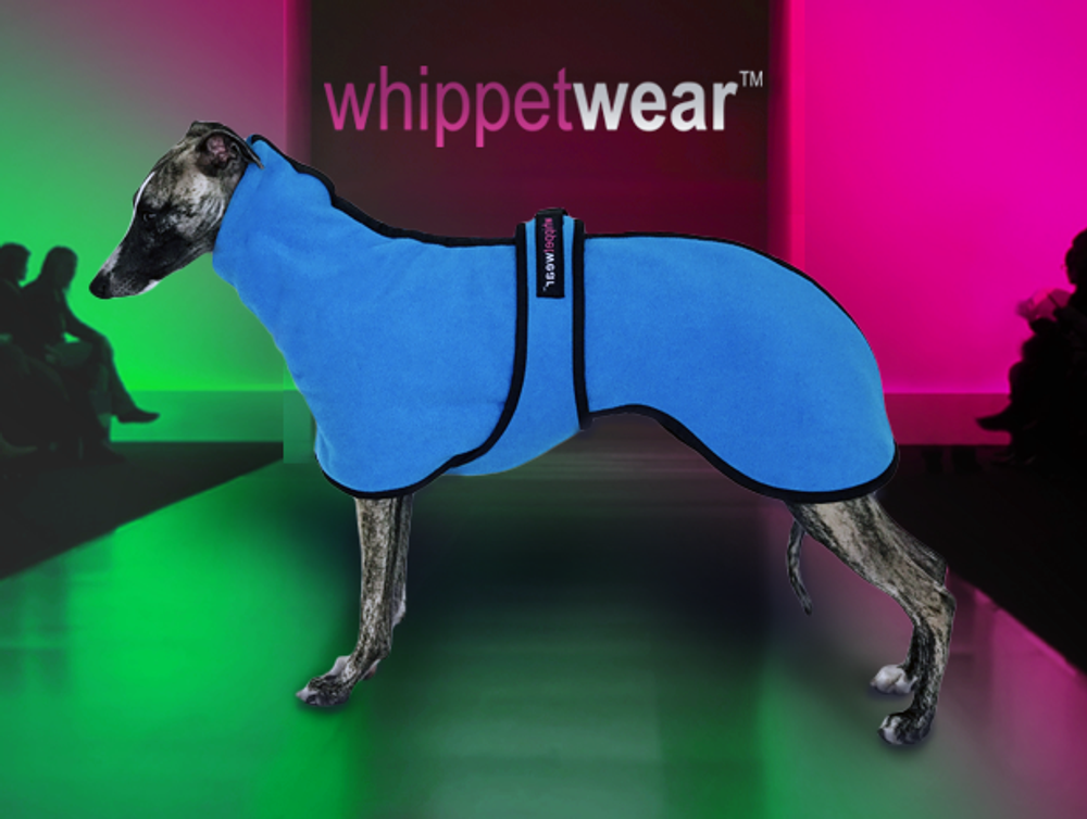 Luxe Luxury Whippet Coat