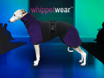 Saddle Warm Whippet Coat