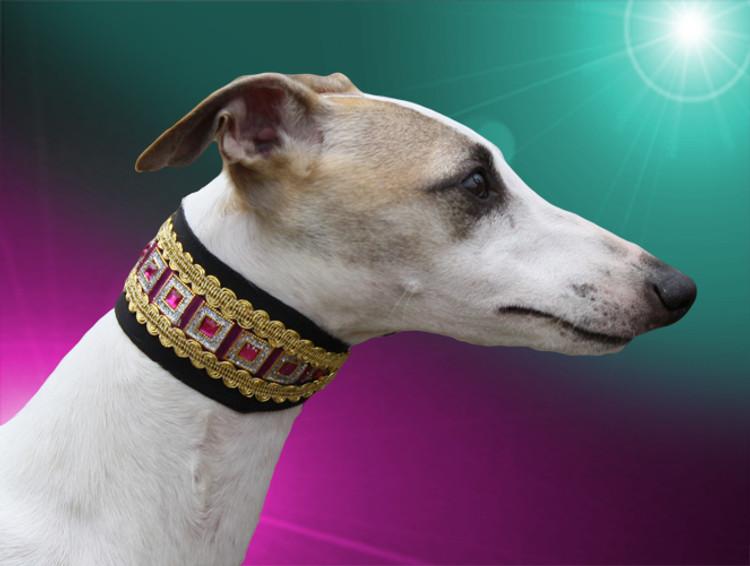 Adored Perfect Princess Whippet Collar